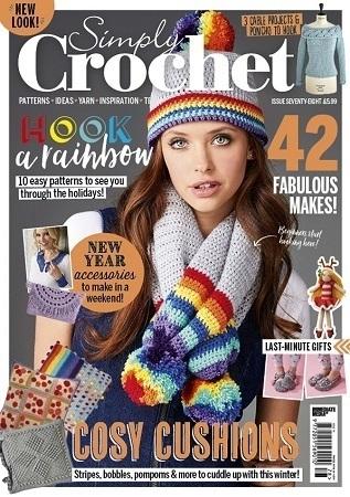 Simply Crochet №78 2019