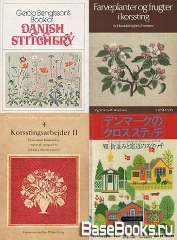 Gerda Bengtsson - Книги по вышивке