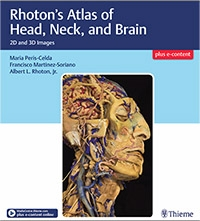Rhoton's Atlas of Head, Neck, and Brain: 2D and 3D Images