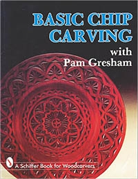 Basic Chip Carving with Pam Gresham