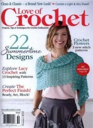 Love of Crochet №281 2015