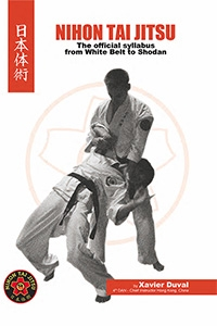 Nihon Tai Jitsu: The Official Syllabus: from white belt to shodan