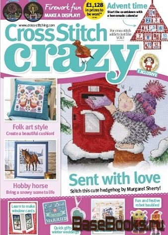 Cross Stitch Crazy №247 2018 November