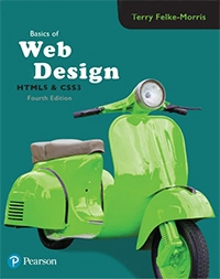 Basics of Web Design: HTML5 & CSS3, 4th Edition