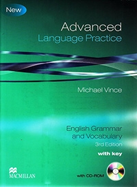 Advanced Language Practice with key. English Grammar and Vocabulary. 3rd Ed.