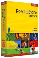 Rosetta Stone v.3 German. Level 1-5