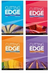 Cutting Edge Education (Starter, Elementary, Intermediate, Upper-Intermediate)
