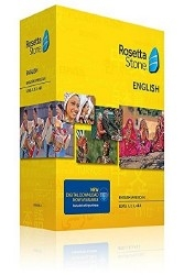 Rosetta Stone TOTALe - v5 English (American) Level 1-5