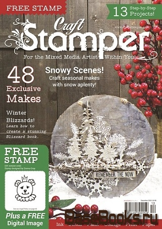 Craft Stamper - December 2018