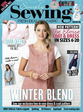 Simply Sewing №49 2019