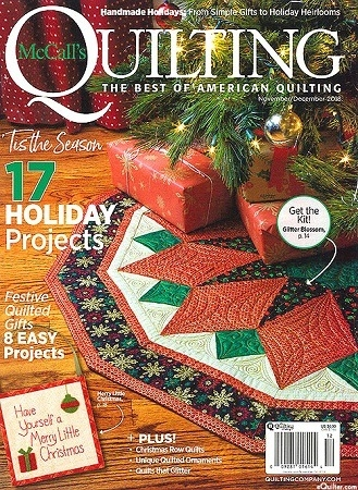 McCall's Quilting - November/December 2018