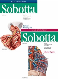 Sobotta Atlas of Anatomy, Vol. 1-2, 16th ed.