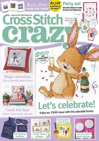 Cross Stitch Crazy №250 2019